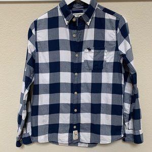 Abercrombie Kids Check Shirt